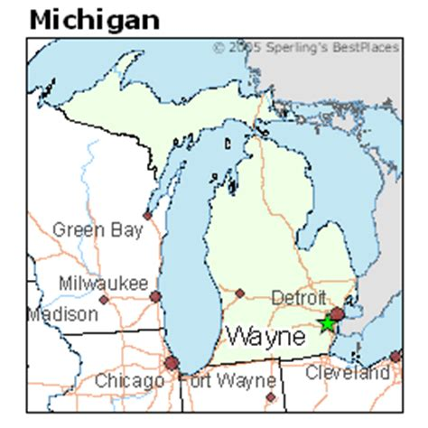 section 8 wayne county michigan best places to live in wayne michigan