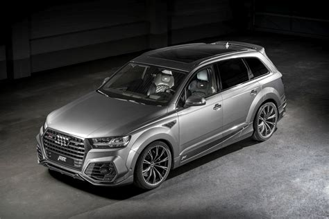 Abt Audi by New Audi Sq7 Gets The Works From Abt With 520 Horses
