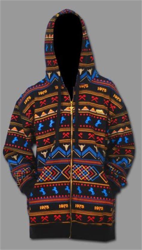 indian pattern hoodies avirex quot indian pixel standard quot mens zip up hoody