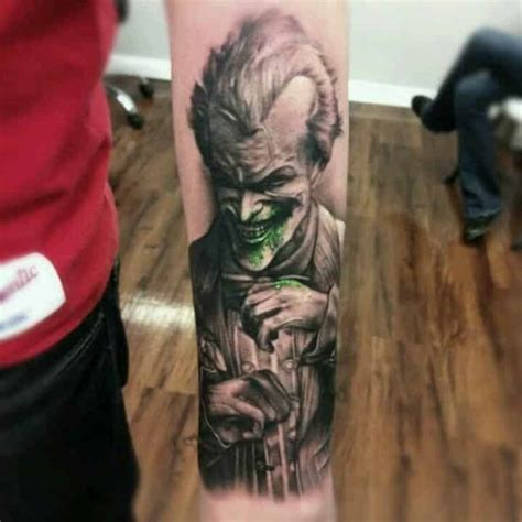 joker tattoo black and white joker tattoos for men ideas and inspiration for guys