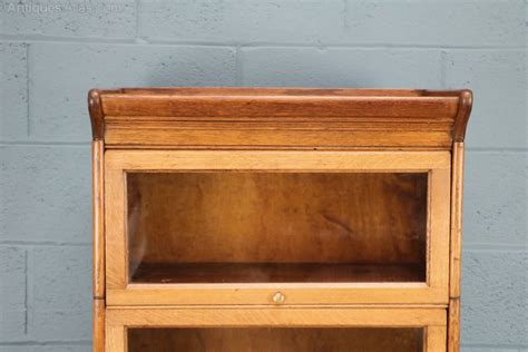 stacking bookcases oak stacking bookcase antiques atlas