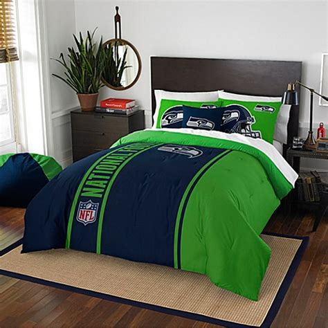 nfl seattle seahawks bedding bed bath beyond