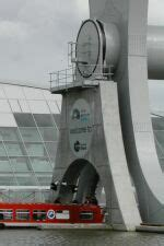 Walk Right Through The Door by The Falkirk Wheel Technical Tour