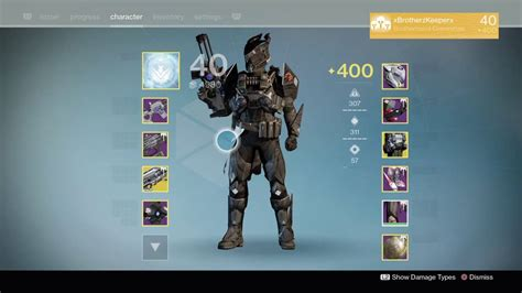 what is the highest light level in destiny 2 destiny titan light level 400 pvp pve setup
