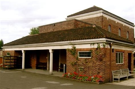 photo of manchester crematorium new chapel paul williams