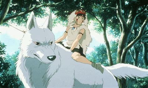 Anime Film Wolves | favourite film series where wolves appear poll results