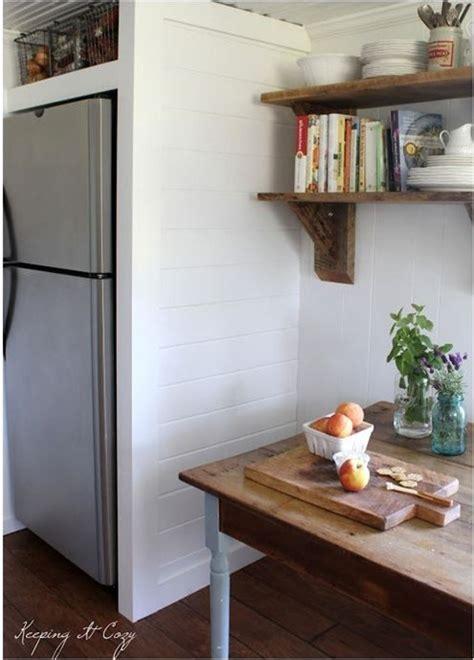 Botb 5 27 13 Centsational Girl Refrigerator Built In Cabinet