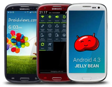 download official samsung galaxy s3 firmware jayceooi android 4 3 firmware for galaxy s3 gt i9300 is available now