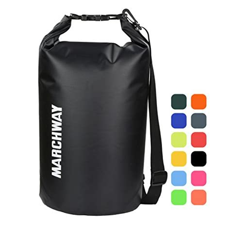 Draybag Consina 20 L marchway floating waterproof bag 5l 10l 20l 30l roll top sack keeps gear for kayaking