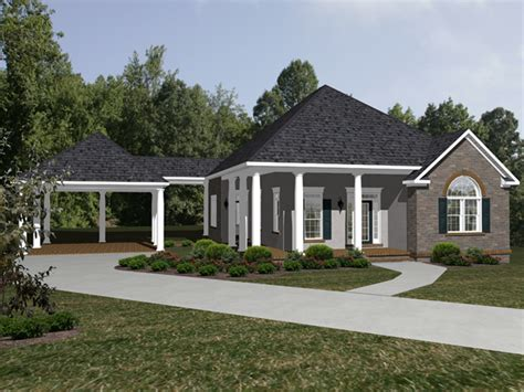 house plans with breezeway to carport 2 car carport with breezeway and railed r leading to