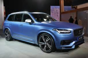 Volvo R Design 2015 Volvo Xc90 R Design Detroit 2015 Photo Gallery