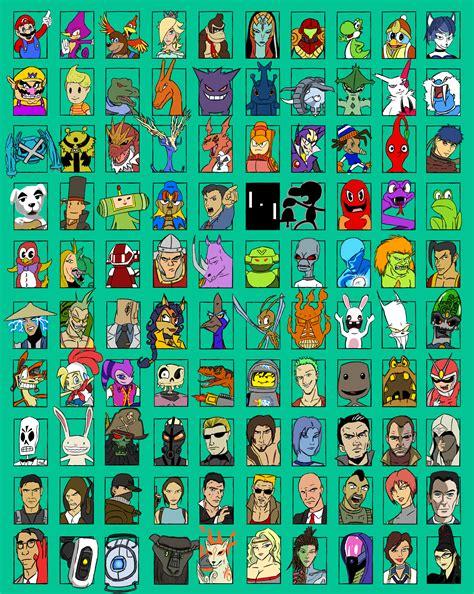 Video Gamer Meme - brad s 1000 character meme part 5 video games by