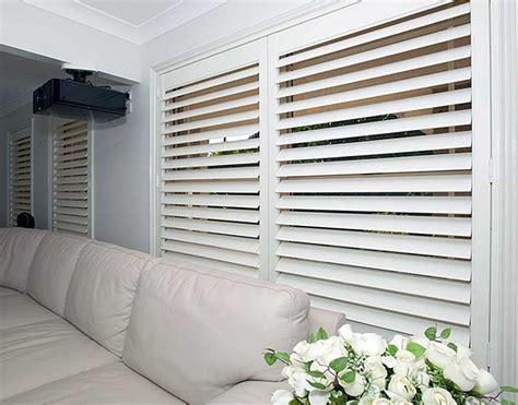 Interior Blinds Plantation Shutters Interior Sydney Rialto Aluminum Shutters
