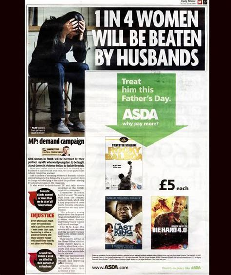 magazine design vacancy newspaper article 39 of the worst ad placement fails
