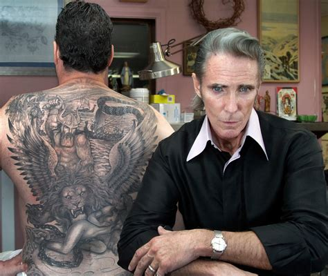 mark mahoney tattoo artist to take up residency in new