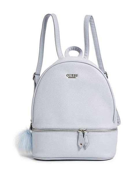 Guess Mini Leather Blue buena mini backpack at guess accessories