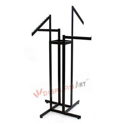 4 Arm Clothing Rack by 4 Arm Garment Rack For Clothes Shop Buy Garment Rack