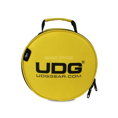 Udg Digi Headphone Bag Pink udg ultimate digi headphone bag yellow u9950yl