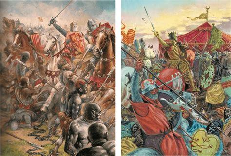 la batalla de las navas de tolosa invasi 243 n almohade 1 147 1 230 arre caballo
