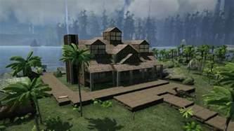 Ark House Designs ark survival evolved huge house design video games ps4 pinterest