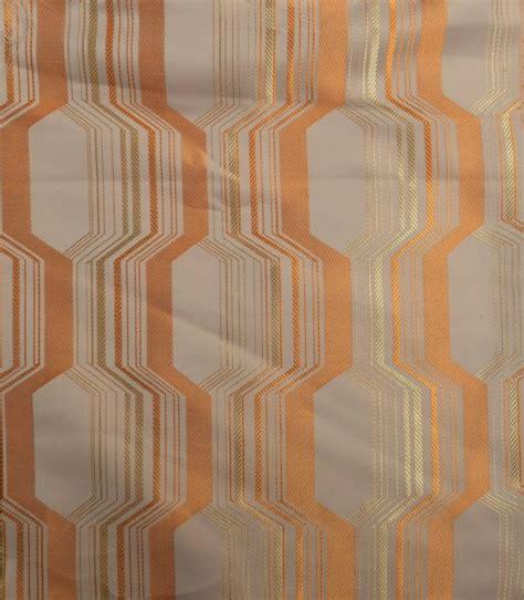 orange curtain material hamilton rust orange curtain fabric