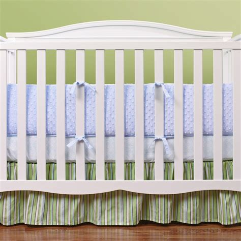 baby crib dust ruffles striped crib dust ruffle