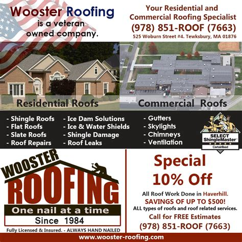 roofing haverhill haverhill ma roofing contractor roof installation and