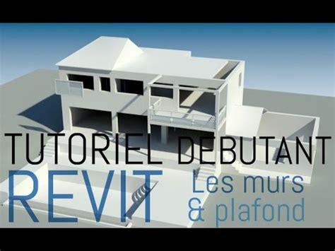 Tutorial Revit Debutant | dessin d une maison avec autocad architecture tuto d 233 bu