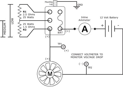 monitor heater fan wiring diagram wiring diagram with