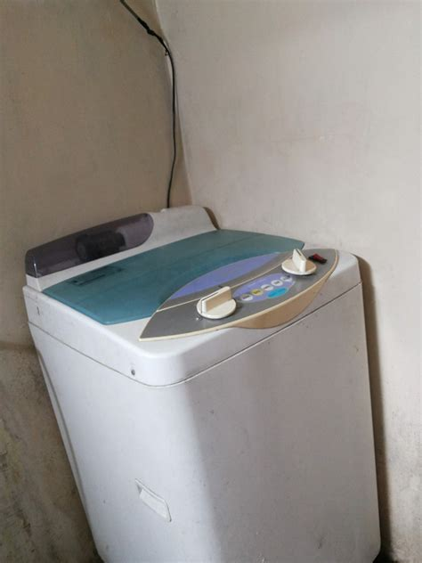 Mesin Cuci Galon Otomatis merubah mesin cuci otomatis menjadi manual service ac
