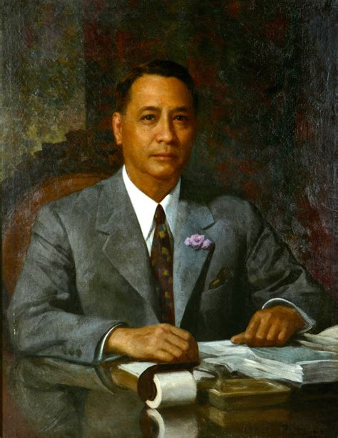 what is biography in filipino manuel roxas presidential museum and library