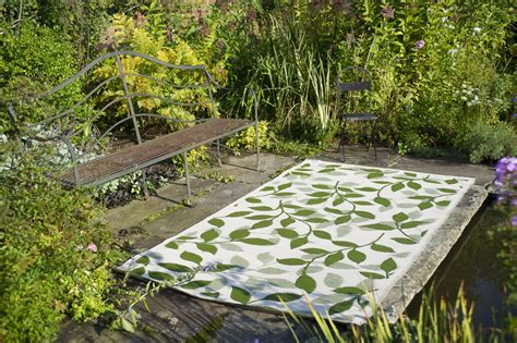 garten teppich garten im quadrat outdoor teppich bali gr 252 n cremewei 223