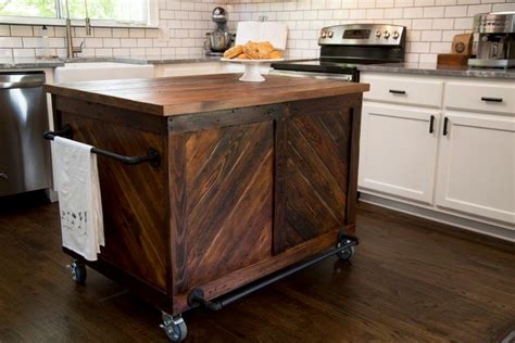 Wooden Kitchen Island 6 Things Should Be Considered Before Buying Kitchen Island On Wheels Midcityeast