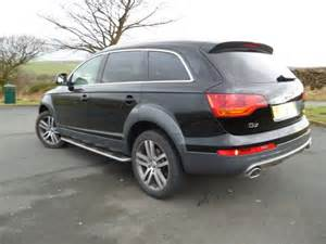 Used Audi Q7 For Sale Uk Used Audi Q7 2008 Diesel 3 0 Le Tdi Quattro Estate