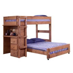 Futon Bunk Bed With Desk Bunk Bed With Desk Best Alternative For Room Homesfeed