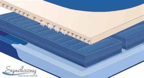 Air Chamber Mattress by Neptune 11 2 Chamber Adjustable Air Bed Sleep Align Llc