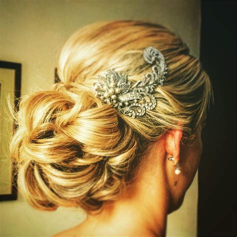 Wedding Hair Up by Wedding Hair Design In Surrey Hair Make Up