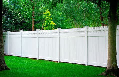 Cost Of Trellis Fencing Cost Of Vinyl Fence Installation Fences