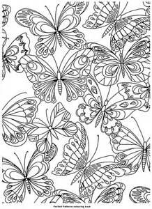 coloriage papillons coloring pinterest coloriage
