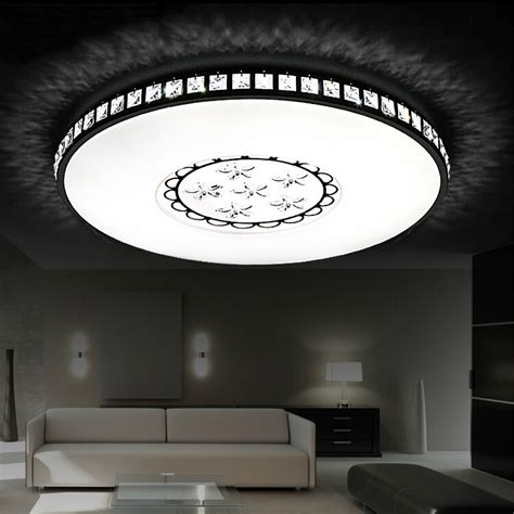 led bedroom light fixtures ultra thin surface mounted modern led ceiling light for