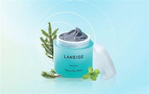 Harga Laneige Mini Pore Waterclay Mask jerawat dan komedo yang membandel bisa hilang dengan 5