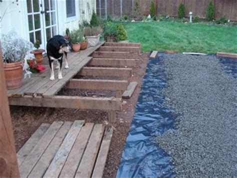 How To Cover Up Mud In Backyard by Backyard Redo Progress