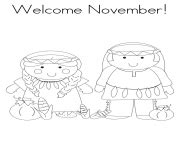 welcome november coloring pages november chrysanthemum flower coloring pages printable