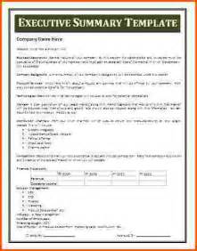 executive summary template word 100 executive briefing template 5 free executive