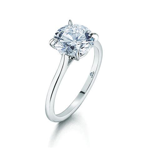 classic platinum glitter rings jewelry engagement