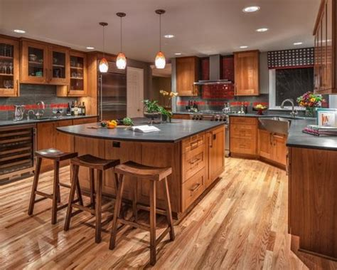 kitchen home design transitional medium tone wood floor kitchen natural red oak floor home design ideas pictures remodel