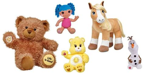Where Can I Buy A Build A Bear Gift Card - build a bear furry friends for 20 southern savers