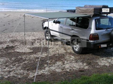 markise 250 x 200 markise gr 252 n 250x200x210 cm zum autodachzelt auto