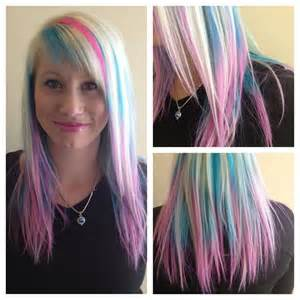tinted hair color tint hair chalk hair colors ideas