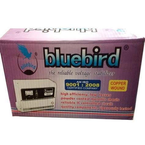 buy bluebird 5kva automatic voltage stabilizer online in india